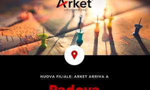 Arket arriva a Padova