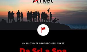 Da Srl a Spa: un nuovo traguardo per Arket